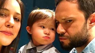 Down sendromlu oğlu olan şarkıcı Özgün isyan etti !