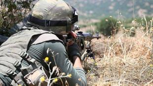 PKK'ya ağır darbe ! 8 terörist öldürüldü
