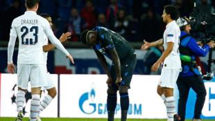 Mbaye Diagne'nin kaçırdığı penaltı Belçika'da tepki çekti!