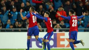 Basel 2 - 1 Getafe (UEFA Avrupa Ligi)