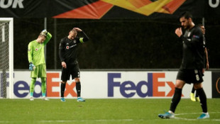 Braga 3 - 1 Beşiktaş (UEFA Avrupa Ligi)