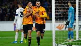 Wolverhampton 1 - 0 Slovan Bratislava (UEFA Avrupa Ligi)