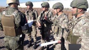Türk ve Rus askerlerinden üçüncü ortak devriye