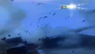 Türkiye sınırında peş peşe bombalı saldırı: 3 ölü, 7 yaralı!