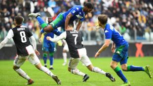 ÖZET | Juventus 2-2 Sassuolo maç sonucu!