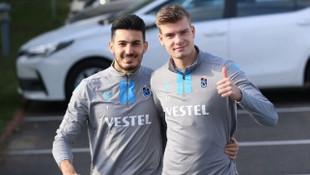 Trabzonspor'da Uğurcan Çakır ve Sörloth parlıyor