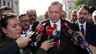 Cumhurbaşkanı Erdoğan, Orhan Pamuk'u terörist ilan etti!