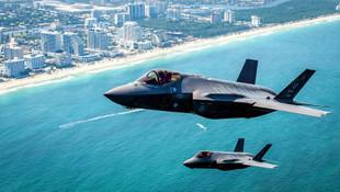 ABD'den Türkiye'ye satışı durdurulan F-35'ler için skandal hamle