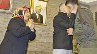 Ceylan ailesi PKK'nın kaçırdığı oğullarına kavuştu !