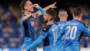 ÖZET | Napoli: 4 - Genk: 0 maç sonucu