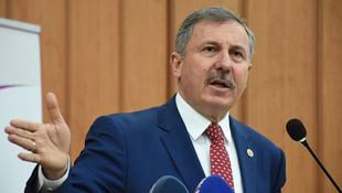 Eski AK Partili isim yeni partinin adını ifşa etti