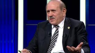 Burhan Kuzu'dan dikkat çeken Erdoğan itirafı