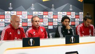 Abdullah Avcı: Maçtan iyi bir sonuçla ayrılmak istiyoruz