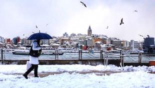 Meteoroloji'den bir kritik uyarı daha! Kar geliyor!