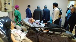 Yurtta kalan 103 öğrenci hastanelik oldu