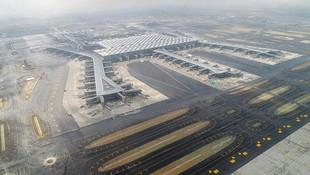 İstanbul Havalimanı'nda operasyon