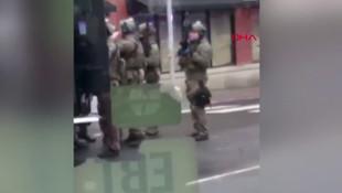 ABD'de 6 kişinin öldüğü çatışma kamerada