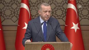 Erdoğan açıkladı ! İşte sosyal konut projesi - Canlı