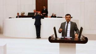 HDP'li vekilden TBMM'de skandal sözler