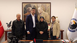 Başkan Gökhan Yüksel, Şehit Annesi ve Yakınlarını Ağırladı
