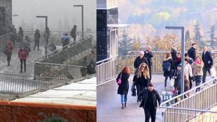 Geçen yıl bugün lapa lapa kar yağmıştı ! İstanbul'da kar bekleniyor mu ?