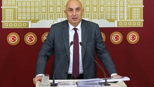 CHP'li Özkoç'Tan iktidara ''Tank Palet Fabrikası'' çıkışı