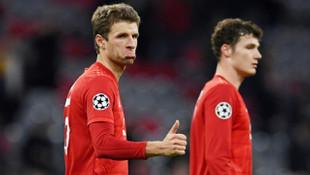 Bayern Münih Devler Ligi tarihine geçti!