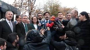 Davutoğlu'nun ekibinden ilk açıklama