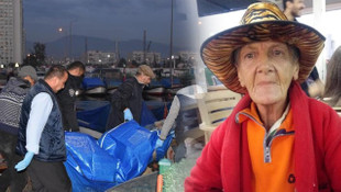 İzmir'de denizde kadın cesedi bulundu