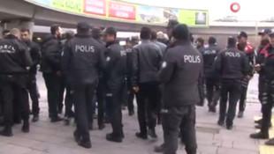 Ankara'da korku dolu anlar: ''Üzerimde bomba var''
