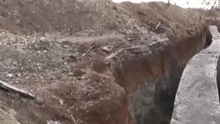 Bakanlık terör tünellerini paylaştı