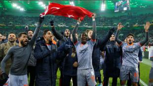 Türk futbolunu Başakşehir kurtardı (UEFA Ligler Sıralaması)