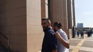 Aydos Ormanı'nı PKK adına yakan sanık hakim karşısında
