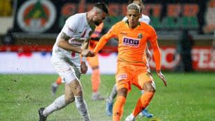 Aytemiz Alanyaspor-Antalyaspor: 0-0 (Süper Lig)
