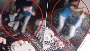 İzmir'de bakıcı dehşeti ! Görüntüleri görünce aile dehşete düştü