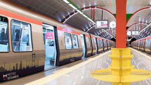 İstanbul'da metro seferlerinde aksama !
