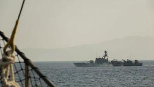 İsrail televizyonundan flaş Türk donanması iddiası !