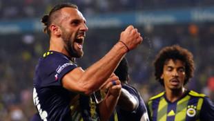 Fenerbahçe'de Beşiktaş derbisi öncesi Vedat Muriqi tehlikesi