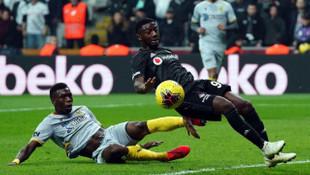 ÖZET | Beşiktaş - Yeni Malatyaspor maç sonucu: 0-2