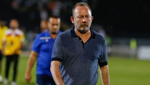 Sergen Yalçın: Kimse bizden iyi futbol beklemesin!