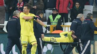Fenerbahçe'de Sadık Çiftpınar sezonu kapattı!