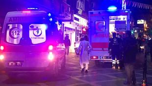 Trabzon'da Afgan düğünü hastanede bitti !