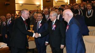 Erdoğan'dan Kılıçdaroğlu'na 36 dava