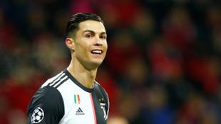 Cristiano Ronaldo bir kez daha rekor kırdı