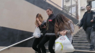 İstanbul'daki hırsız kadınlar yakalandı !