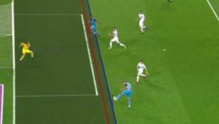 Trabzonspor'un golü VAR'dan döndü