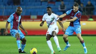Trabzonsporlu futbolculardan Konyaspor maçı sonrası açıklama