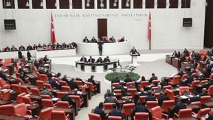 Üç bakanlığın bütçesi kabul edildi