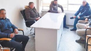AK Partili belediyenin sürgün odası görüntülendi