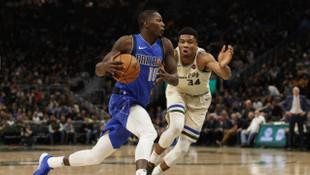 Milwaukee Bucks-Dallas Mavericks: 116-120 (Antetokounmpo 48 sayı attı)